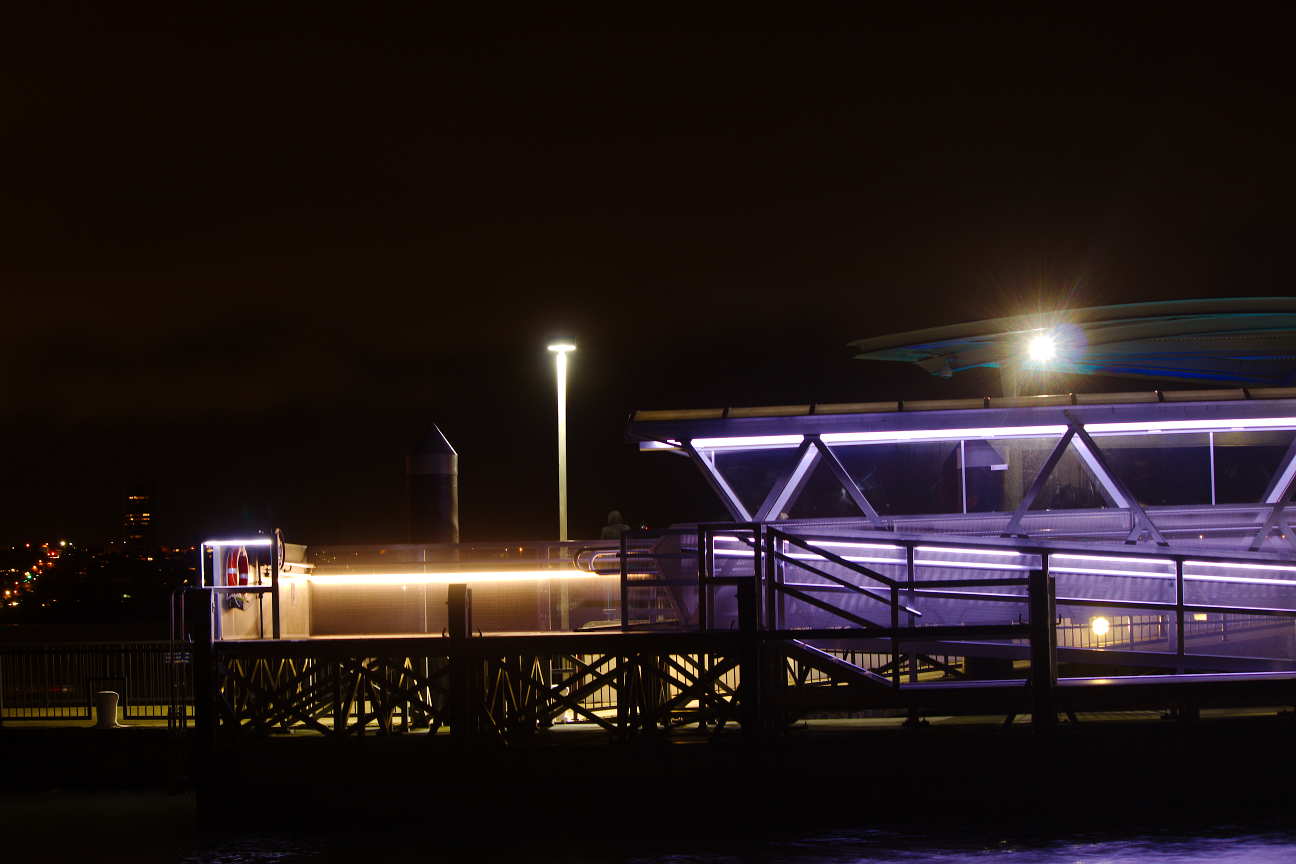 Night Wharf